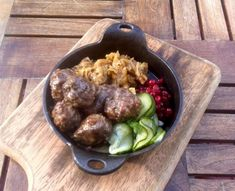 Make the Red Rooster favorite right at home. My grandmother Helga's meatballs.