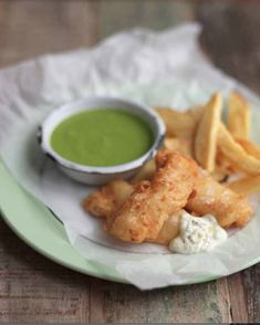 Nothing beats the crunch of deep-fried battered fish strips. The ...