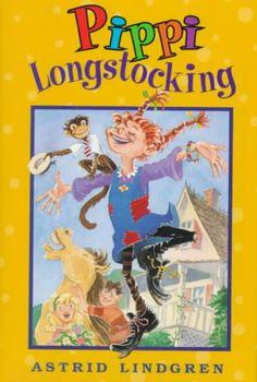14 best funny books images on pinterest baby books children books pippi longstocking by astrid lindgren fandeluxe Gallery