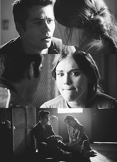 """#stydia ... And then... All I could think of was...  """"Kiss!!!""""  """"Again!""""  *Awkward Tension*  """"Come. On!"""""""