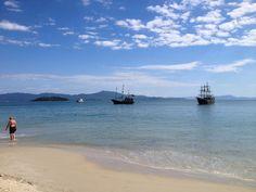 Caravelas - Florianópolis / SC - #floripa #florianopolis #caravelas #brasil #beach #praia - Foto de Lais d'Ávila
