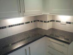 Accent Tiles For Kitchen 10 Wall Design Ideas. step 2 kitchen. kitchener stitch. country kitchen.