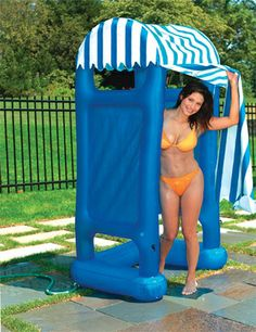 In the Swim has all of the high quality swimming pool supplies you need at discount prices you want. No-cost shipping on thousands of pool products! Water Floaties, Outdoor Pool Shower, Pool Activities, Pool Chlorine, Shower Accessories, Pool Supplies, Pool Cleaning, Cool Pools, Cabana
