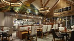 Florida kitchen. Southern shine. A new restaurant by Chef Art Smith in the heart of Disney Springs (formerly Downtown Disney).