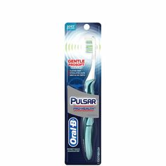 Hang On To Your Prints! Oral-B Pulsar Toothbrush Just $2.49 At CVS With Printable Coupon 10/4-10/10!