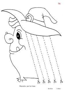 Cuaderno de actividades para la casa de inicial y preescolar Cutting Activities, Motor Skills Activities, Preschool Learning Activities, Preschool Worksheets, Teaching Kids, Kids Learning, Kindergarten Crafts, Preschool Crafts, Toddler Crafts