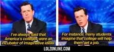 I've Always Said That America's Colleges Were...#funny #lol #lolzonline