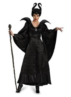 Get Maleficent Costume in Last Minute Halloween Costume Offer