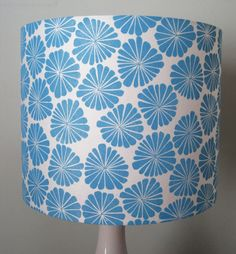 hand carved stamp lampshade
