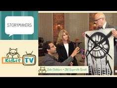 Julie Chibbaro & JM Superville Sovak | Into the Dangerous World - KidLit.TV