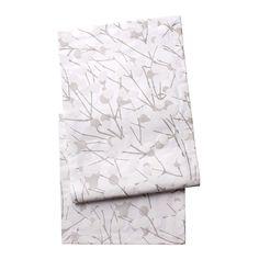 Lumimarja bordløber 50x160 cm, hvid/grå, Marimekko