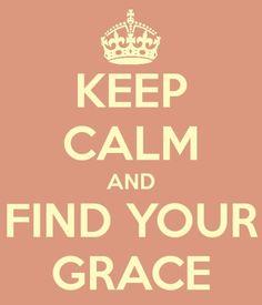 GRACELING!!!!!! I wonder what my Grace would be???? Extreme Harry Potter loving grace??? Wait....I already got that:)