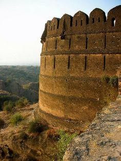 Rohtas Fort, Jhelum, Pakistan. — in Jhelum.