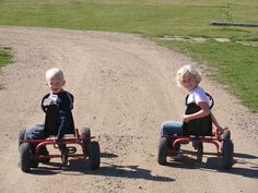Pedal Go-Carts – Riverview Campground