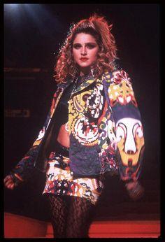 THE VIRGIN TOUR Madonna