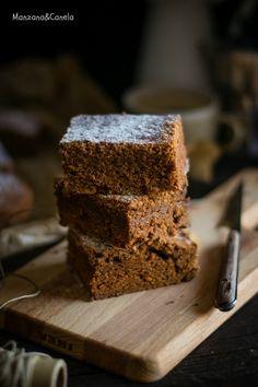 #Brownie de #café. #Coffee brownie. Mole, Brownie Sem Gluten, Coffee Brownies, Blondie Brownies, Chefs, Brownie Bar, Blondies, Cake Cookies, Dessert