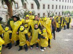 #INFC sargantanes nens i nenes de P5, mares, mestres i directores sortint cap a la rueta infantil de TGN. #femescola pic.twitter.com/bOXoHGIK9K