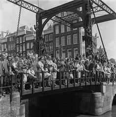 The Beatles visit Amsterdam, 1964.  Photograph: Jaap Pieper / Maria Austria Instituu