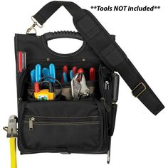 CLC 1509 21 Pocket Professional Electrician's Tool Pouch