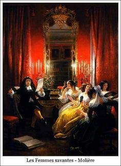 Molière – Les Femmes