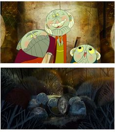 song of the sea art - Bing Images