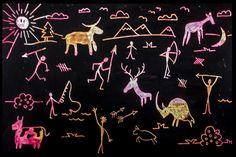 Cave art 5th grade