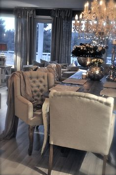 Over 50 Different Dining Room Design Ideas. http://www.pinterest.com/njestates1/dining-room-design-ideas/ …