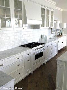 30 Modern White Kitchen Design Ideas and Inspiration Kitchen