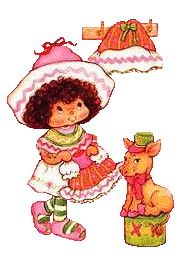 strawberry shortcake images clipart | Clip Art - Clip art strawberry shortcake 310735