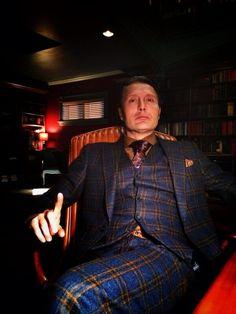Mads Mikkelsen | #Hannibal