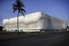 Liverpool Villahermosa Department Store Gets a Twisting Concrete Double Skin | Inhabitat - Green Design, Innovation, Architecture, Green Building