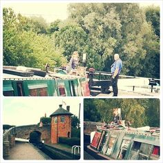 I sometimes help with moving the @mikrontheatre narrow boat Tyseley. Mark Kelly @markkelly333 Instagram photos