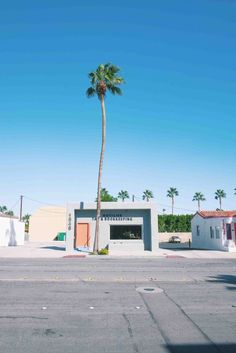 Road trip en Californie, part 4 : La ville moderne de Palm Springs - Un duvet pour deux