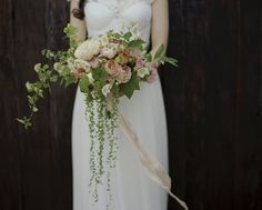 Gorgeous bouquet | Colleen Riley Photography