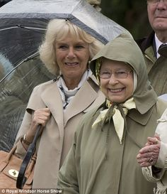 Her Majesty hasn't missed the Royal Windsor Horse Show once in its history. As this year's show prepares to open, an intimate set of photos from the event's archives have been released. Camilla Duchess Of Cornwall, Duchess Of Cambridge, Royal Crown Jewels, Rule Britannia, Elisabeth Ii, Isabel Ii, Princess Charlotte, Lady Diana, Queen Elizabeth
