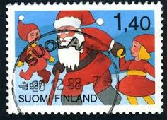 finland-christmas-stamp- 1987