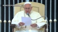Francisco recuerda su viaje a Tierra Santa en la audiencia general