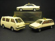 miniaturas - Táxi: Modelos - Rietze - Miniaturas de automóveis n.º 14...