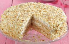 Greek Sweets, Greek Desserts, No Cook Desserts, Greek Recipes, Dessert Recipes, Cookbook Recipes, Cooking Recipes, Greek Cake, Greek Pastries