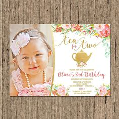 Hey, I found this really awesome Etsy listing at https://www.etsy.com/listing/548008665/tea-for-two-invitation-tea-party
