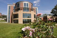 St. Catherine University in St. Paul, Minnesota, is beautiful throughout the seasons.