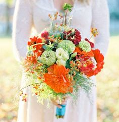 Colors bouquet