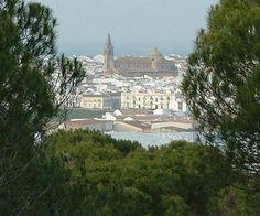 Vista de Moguer.