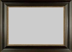 Picture Frames in Ebony | Variety of Sizes | 732 – Photo Frames