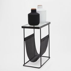 Little rectangular magazine rack table - Occasional Furniture - Decoration | Zara Home Sverige / Sweden -1049kr