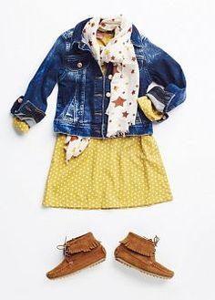 MANGO KIDS - GIRLS - ACCESSORIES - Star print foulard