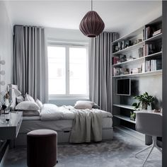 Snug teen girl bedrooms planning for the homely teen girl room decorating, pin ref 9976695701 Teenage Room Decor, Teen Girl Bedrooms, Teenager Rooms, Dream Rooms, Living Room Modern, My New Room, Girl Room, Bedroom Decor, Interior Design