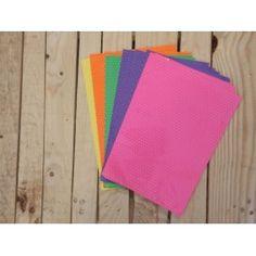 Con estos sobres rosas con estampado confetti tu regalo sera fantástico.