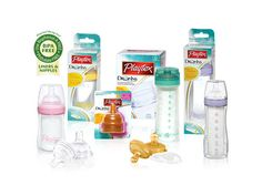 playtex drop-ins    a little more spendy than other bottles but if you have a baby with a sensitive tummy, these are the only way to go.