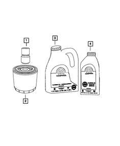 4pcs Diesel Fuel Filter Water Separator For R12t Marine